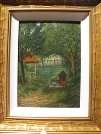 the garden well by matthew hastings
