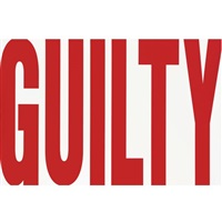 guilty by sarah morris