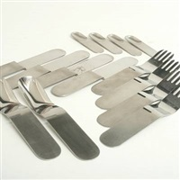 avant garde cutlery (set of 14) by helen von boch