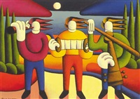 moonlight session by alan kenny