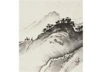 journey in matsuyama by gyokudo kawai