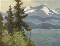 howe sound by tom roberts