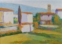 paesaggio con case by migliorini