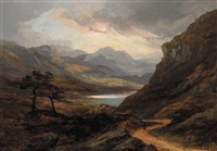 a mountain pass by william mcevoy