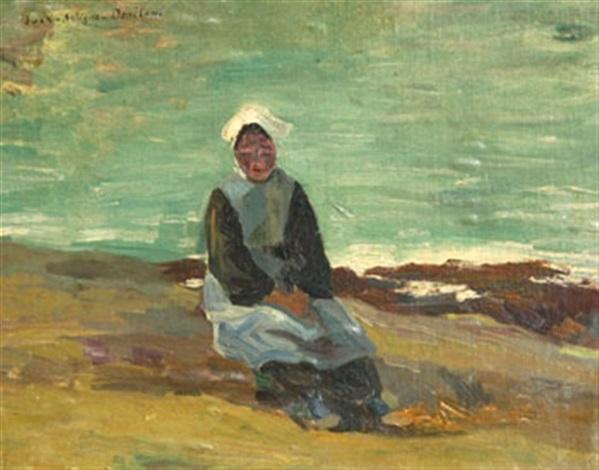 la jeune bretonne by jack artigue