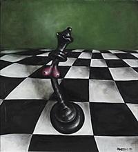 schackdrottning by suzanne nessim