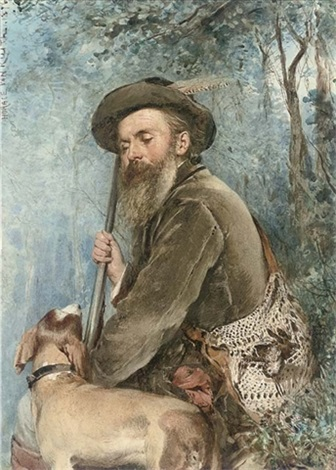 a rest from hunting by horace van ruith