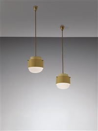 ceiling lights (pair) by stilnovo