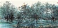 基辅教堂 by liu maoshan
