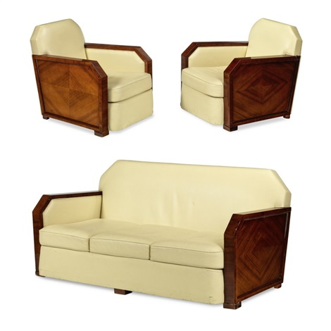 fauteuil deco 1930 28 images interesting pair of deco fauteuils from the 1930s in leather. Black Bedroom Furniture Sets. Home Design Ideas