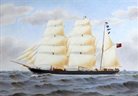 the sailing barque