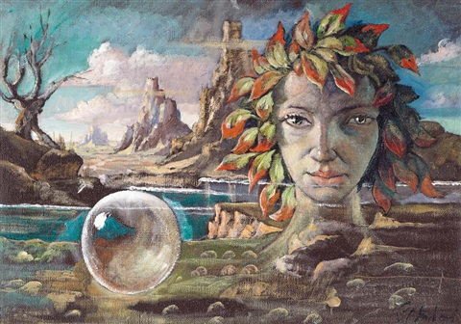 figura nel paesaggio by gianfranco antoni