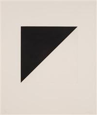 diagonal with black by ellsworth kelly