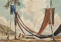 hanging the sails by yong mun sen