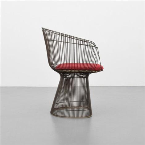 Warren Platner Chair By Warren Platner