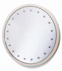 specchio illuminato by gino sarfatti