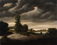 landscape by elbert hooijberg