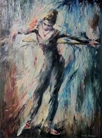 dancer 2 by leonid afremov