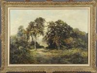forêt en campine by charles warland