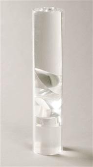 plexiglaszylinder by werner krieglstein