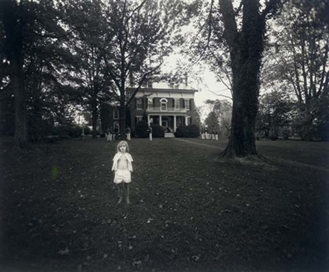 at the preachers house by sally mann