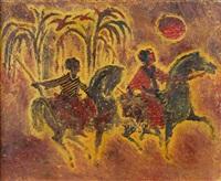 cavaliers by lebadang