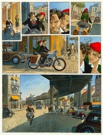 Le Vol du corbeau de Jean-Pierre Gibrat - Livresse des