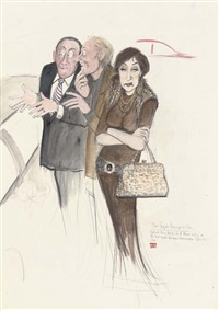the couple buying a car by susan macartney-snape