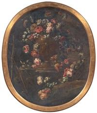 natura morta con fiori by margherita caffi