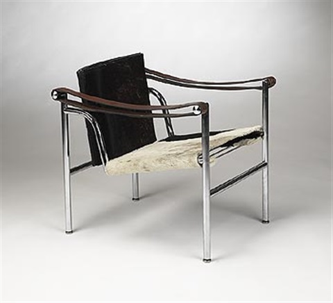 B 301 Basculant Lounge Chair By Le Corbusier, Charlotte Perriand And Pierre  Jeanneret