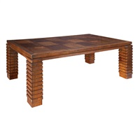dining table by jacques-henri le meme