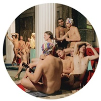 turkish bath (from the project museum of a woman) by tania antoshina