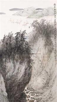 稳放扁舟去 by xu xinrong