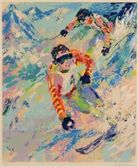 mahre bros by leroy neiman