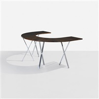 drop-leaf table by riis-antonsen