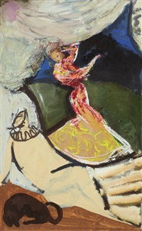 danseuse by jean louis boussingault