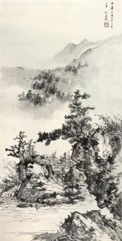 云山幽居 by liu yantao