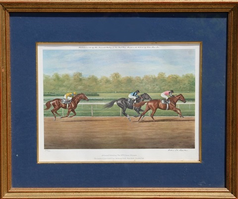 affirmed defeating the classics winners by richard stone reeves