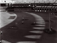 baseball stadiums by john kennard