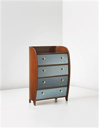 rare chest of drawers by pietro chiesa