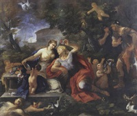 rinaldo e armida nel giardino incantato by giuseppe simonelli