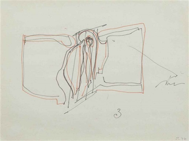 untitled (2 works) by john chamberlain