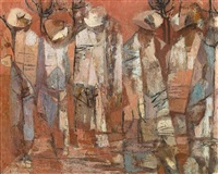 workers by richard haines