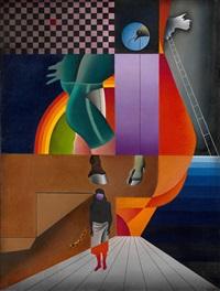the ladder by soren arutyunyan