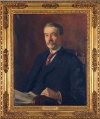 portrait of edward hopkinson by hugh henry breckenridge