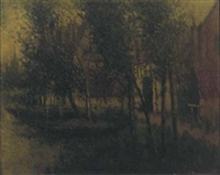 forest by henri van daalhoff