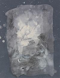 l'oiseau rapace by dorothea tanning