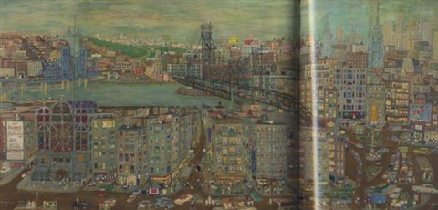 new york city by ralph fasanella