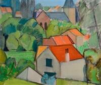 village by engelbert van anderlecht