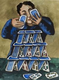 house of cards by natalia nesterova